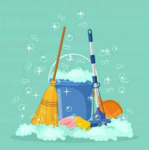 Tips and Tricks to make cleaning easier